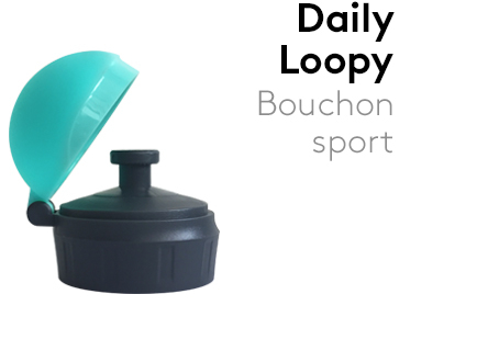Image Bouchon_Sport_Loopy_Daily_BLEU