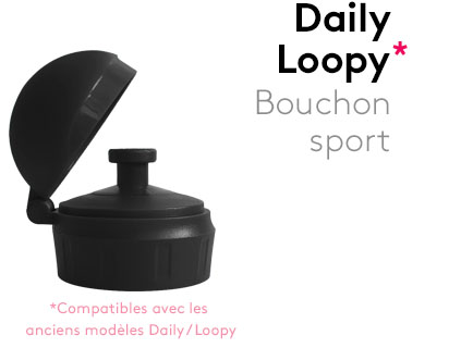 Image Bouchon_Sport_Loopy_Daily_NOIR
